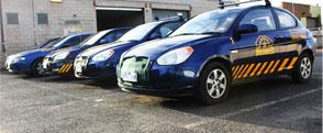 Marshall Secuirty Cars
